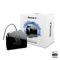 FIBARO Stmívací modul 2 500W, Dimmer 2, Z-Wave Plus