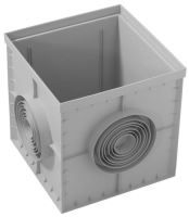 Zemní box 40x40x40cm včetně víka s nostností 1,5t