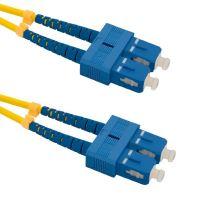 Patch cord SC/UPC-SC/UPC Duplex 9/125 2m