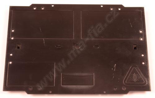 Víko pro optickou kazetu KO5, černé