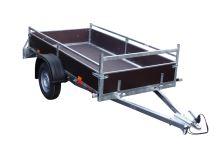 Zápůjčka nákladního vozíku VEZEKO VARIO A 10.2 s nádstavbou