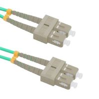 Patch cord SC/UPC-SC/UPC Duplex 50/125 1m, OM3
