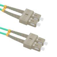 Patch cord SC/UPC-SC/UPC Duplex 50/125 5m, OM3