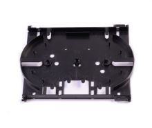 Optická mini kazeta KO2 pro max. 8 svarů, bílá nebo černá, 116x87x10, včetně víka