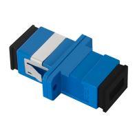 Adaptér optický SC-SC, Simplex, UPC/PC, Singlemode