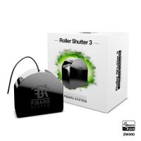 FIBARO Žaluziový modul 3, Roller Shutter 3, Z-Wave Plus