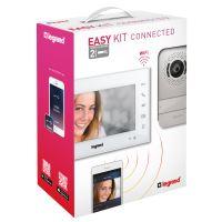 Easy kit - vstupní sada s Wi-Fi video telefonem, Legrand, bílá