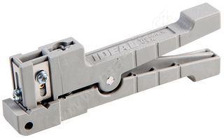 IDEAL-Kleště zdrhovací, pro kabely do 3,2mm, šedé