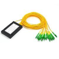 Splitter PLC 1x64, SM ABS box, in/out LC/APC, 2mm, 1m-1m, LSOH