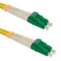 Patch cord LC/APC-LC/APC, Duplex, 9/125, 1m