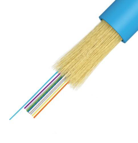 Kabel optický J/A-VQ(ZN)H  24G62,5/125  WBF BLK, 5ET1, Eca, KDP