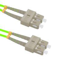 Patch cord SC/UPC-SC/UPC Duplex 50/125 1m, OM5